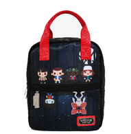 Loungefly X Stranger Things Mini Backpack - Cobalt Heights