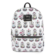 Loungefly X Disney Princess Portrait Mini Backpack - Cobalt Heights