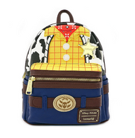 Loungefly X Pixar Toy Story Woody Cosplay Mini Backpack - Cobalt Heights