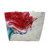Loungefly X Disney Ariel Tote Handbag - Cobalt Heights