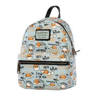 Loungefly X Gudetama Convertible Mini Backpack - Cobalt Heights