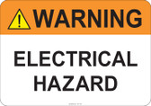 Warning Electrical Hazard #53-735 thru 70-735
