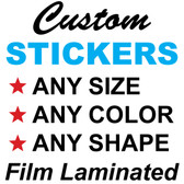 PV Labels - Custom Solar Label - Any Size