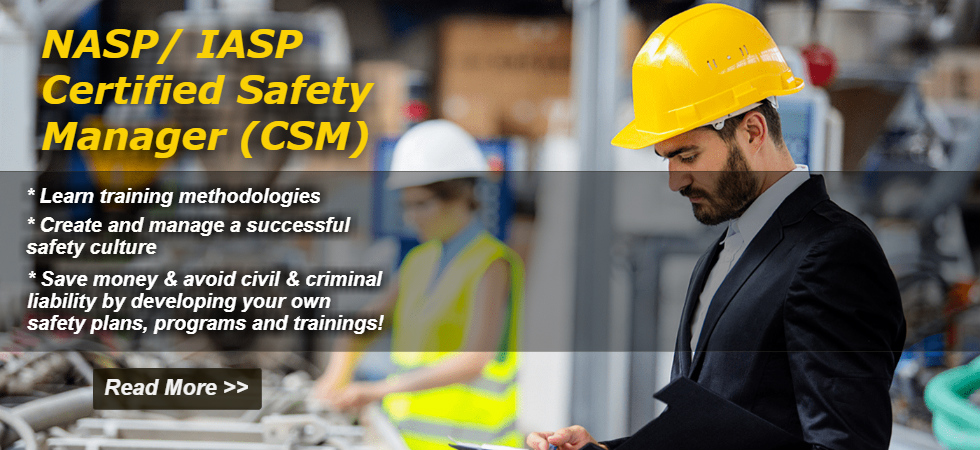 Health And Safety Training Courses Accredited By Usa Uk
