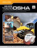 OSHA Construction Standards & Regulations Book (29 CFR 1926) Jan. 2017 edition
