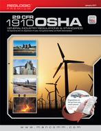 OSHA General Industry Standards & Regulations (29 CFR 1910) Jan. 2017 edition