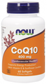 Now Foods CoQ10 400 mg 60 Softgels #3198