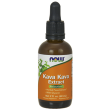 Now Foods Kava Kava Extract Vegetarian 2 oz #4893