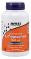 Now Foods L-Tryptophan 1000 mg 60 Tablets #0169