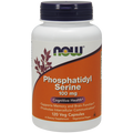 Now Foods Phosphatidyl Serine 100 mg 120 Vegetarian Capsules