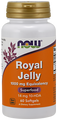 Now Foods Royal Jelly 1000mg 60 Softgels #2560