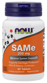 Now Foods SAMe 200 mg 60 Tabs #0138