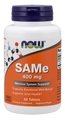 Now Foods SAMe 400 mg 60 Tabs #0141