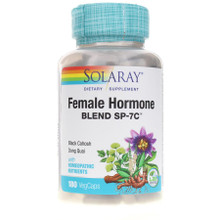 Solaray Female Hormone Blend SP-7C 180 Capsules #2761