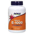 Now Foods Vitamin E 1000 IU 100 Softgels