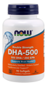 Now Foods DHA-500 - 90 Softgels #1612