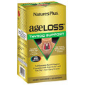 Nature's Plus AgeLoss Thyroid Support 60 Capsules #8025