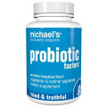 Michael's Probiotic Factors 90 Vegetarian Capsules
