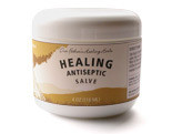 Our Father's Healing Herbs Healing Antiseptic Salve 2oz