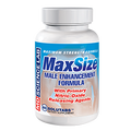 MD Science Max Size Male Enhancement 60 Tabs
