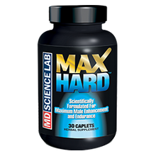 MD Science Max Hard 30 Capsules