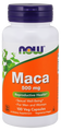 Now Foods Maca 500 mg Veg Capsules