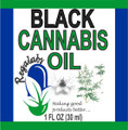 Regalabs Black Cannabis Oil 1oz,