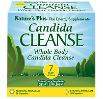 Nature's Plus Candida Cleansing 7 Day Programs #1116