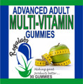 Regalabs Advanced Adult Multi-Vitamin 90 Gummies