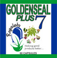 Regalabs Goldenseal Plus 7 60 or 120 Capsules