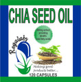 Regalabs Chia Seed Oil 120 Capsules