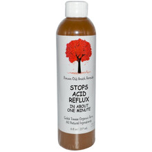 Caleb Treeze Organic Farm Stops Acid Reflux 8oz