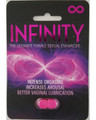 Infinity Pink Ultimate Female Enhancement 1 Cap