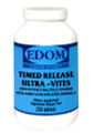 Edom Labs Timed Release Ultra Vites 250 Tablets