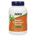 Now Foods Garlic Super Odorless 180 Capsules #1817