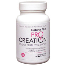 Nature's Plus Procreation Women 60 Vcap