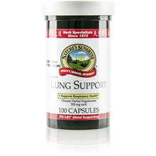 Nature's Sunshine Chinese Lung Support (LH-C) 100 Capsules