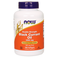 Now Foods Black Currant Oil Double Strength 1000 mg 100 Softgels #1717