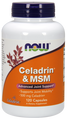 Now Foods Celadrin & MSM 500 mg 120 Capsules