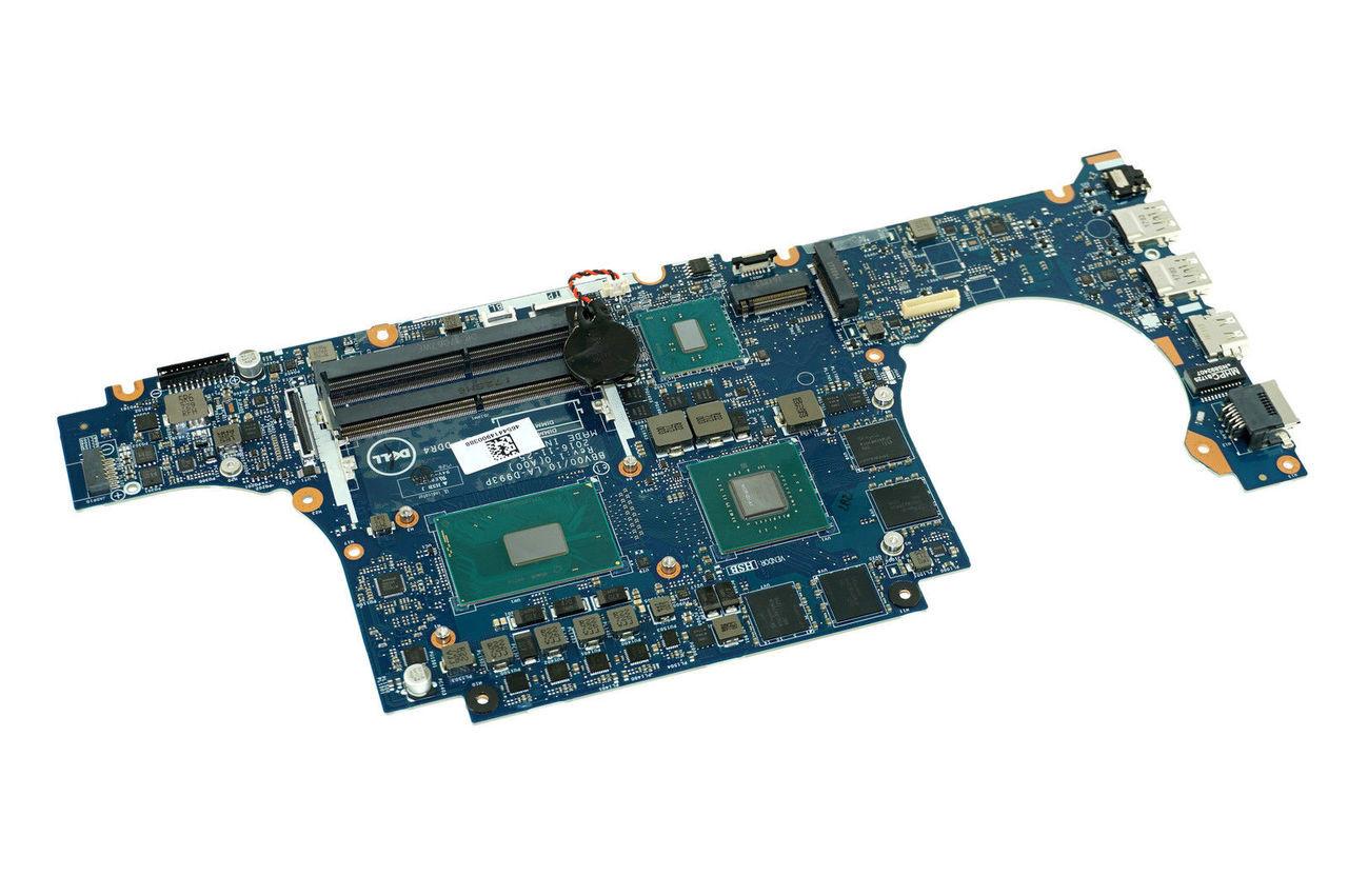 JG23N GENUINE DELL MOTHERBOARD INTEL I5-7300HQ INSPIRON 15 7567 P65F (AA59)