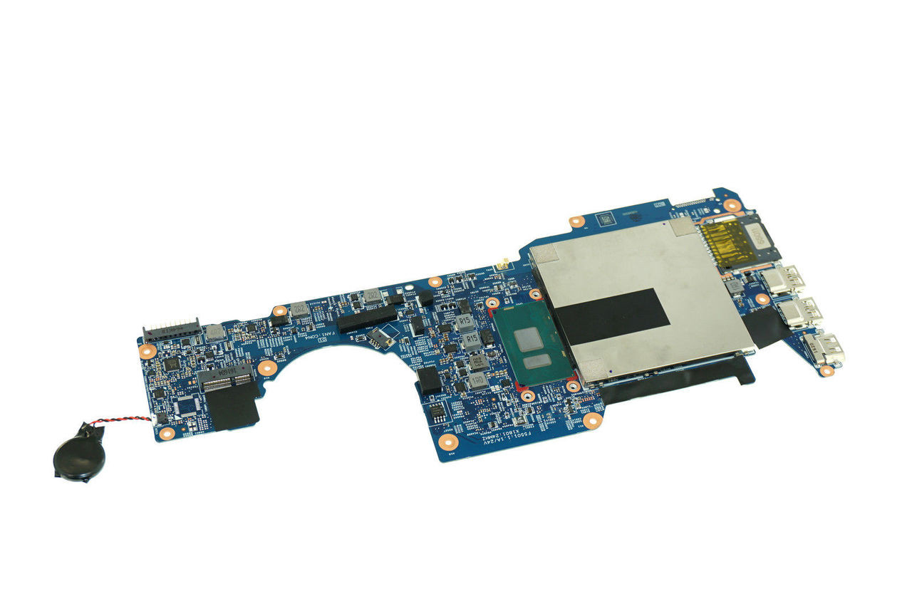 455 07M01 0001 HP MOTHERBOARD INTEL I3-6100U M3-U M3-U001DX (AF59)