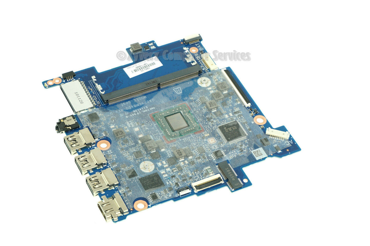 L62001-601 GENUINE HP MOTHERBOARD UMA A4-9120E 14-DS 14-DS0003DX (DE55)