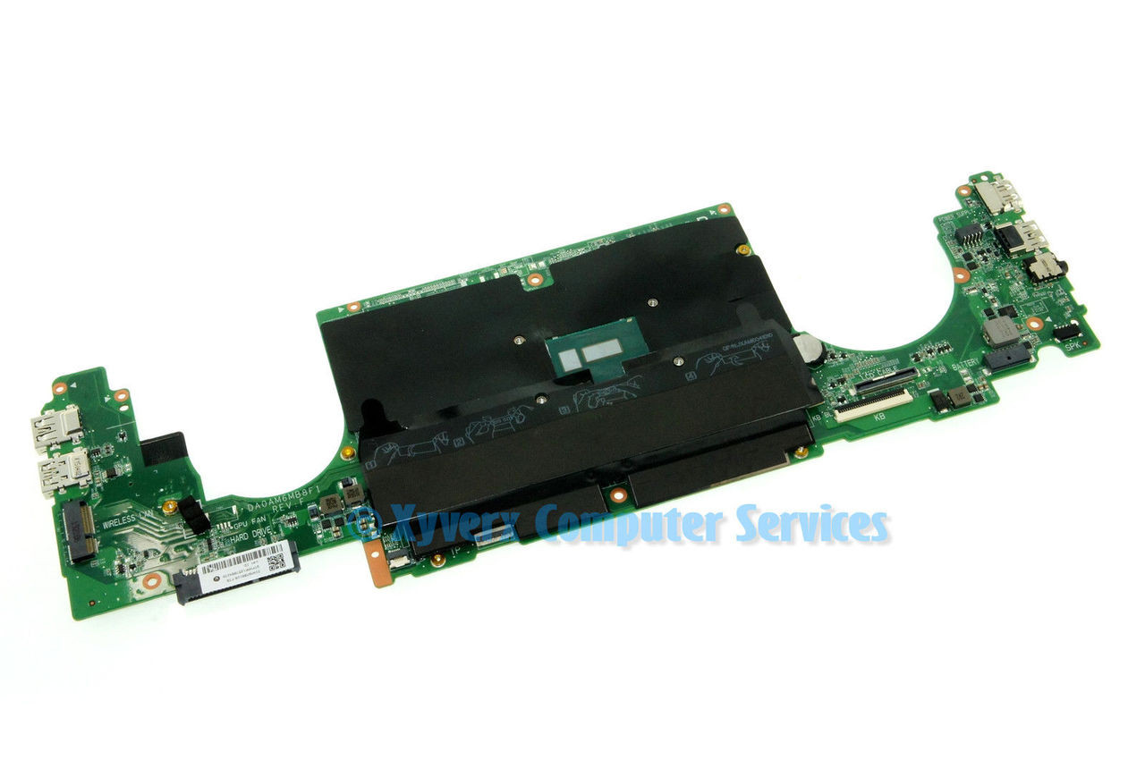 CXNY3 DELL MOTHERBOARD INTEL SR23Y CORE i5-5200U 2 2Ghz INSPIRON 15 7000  15-7548