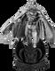 Pewter Batman Figurine - superbly crafted with fine details including Emblem and Utility Belt