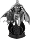 Pewter Batman Figurine - superbly crafted with fine details including Emblem and Utility Belt