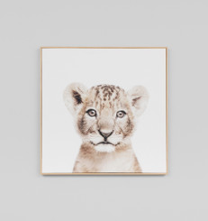 LOVABLE CUB NATURAL CANVAS