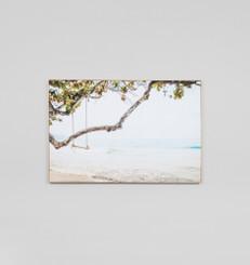 Ocean Swing Canvas