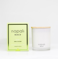NAPALI- BEACH COLLECTION, BONDI, LIME & COCONUT