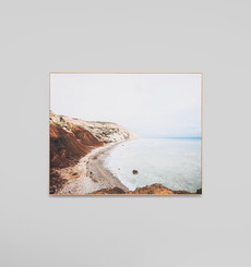 Aphrodite's Cove - Framed Canvas