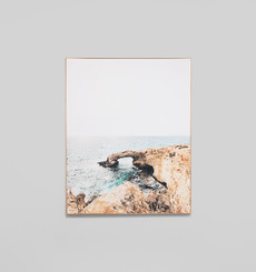 Ragged Arch - Framed Canvas